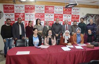 «المصريين الأحرار» بالسويس ينظم ورشة عمل عن إدارة الأزمات لأوائل المدارس الفنية