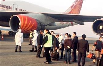 إجلاء 324 هنديا من مدينة ووهان الصينية