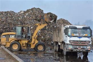 محافظ الغربية يحيل مسئولي مصنع تدوير القمامة بالمحلة للنيابة العامة