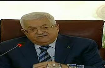 أبومازن: خطة ترامب للسلام تنسف القضية الفلسطينية