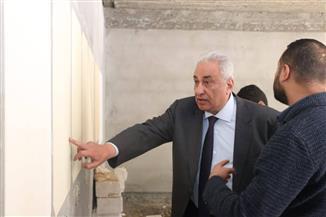 سامح عاشور يفتتح مقر محامي المنيا الجديد