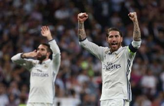 التشكيل الرسمي لريال مدريد وأتلتيكو.. رقم قياسي لسيرخيو راموس في ديربي مدريد