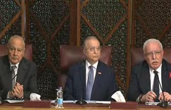 ننشر نص قرارات اجتماع وزراء الخارجية العرب بخصوص خطة ترامب للسلام