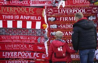 انطلاق مباراة ليفربول وساوثهامبتون في الدوري الإنجليزي