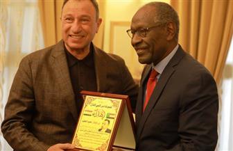 «جاجرين»: الأهلي والهلال شقيقان.. ومصر والسودان تربطهما علاقات تاريخية