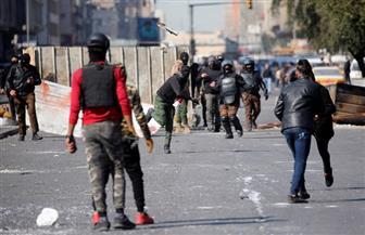 عراقيون يتظاهرون احتجاجا على تكليف علاوي برئاسة الحكومة