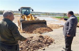 محافظ أسيوط: حملة لإزالة التعديات على الأراضى الزراعية | صور