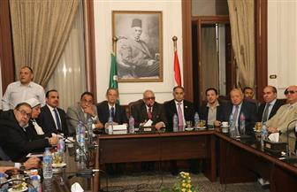 ننشر نتيجة انتخابات المكتب التنفيذي لحزب الوفد