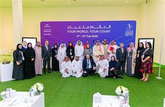 """اتفاقية تعاون بين """"عربية السيدات"""" بالشارقة واتحاد اللجان الأوليمبية الوطنية العربية"""