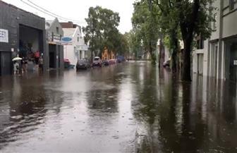 طقس عاصف وأمطار غزيرة في أستراليا وانقطاع الكهرباء عن 140 ألف منزل