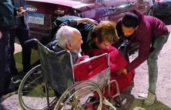 التضامن: إنقاذ 6 مواطنين بلا مأوى.. تعرف على قصصهم الإنسانية