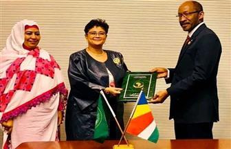 نائب رئيس سيشل يوقع على اتفاقية الوكالة الإفريقية للدواء | صور