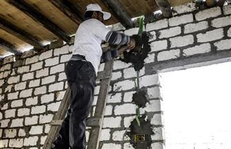 محافظ الشرقية: إعادة إعمار 50 منزلا بفاقوس بالتعاون مع المجتمع المدني