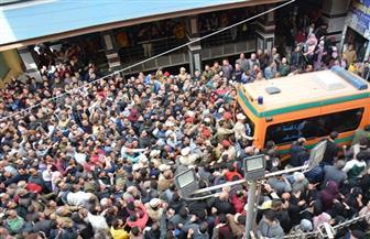 عزبة الجزار بالدقهلية تشيع جثمان الشهيد أحمد حشيش | صور