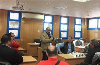 3 جامعات تتصدر الفوز في بطولة الشطرنج بأسبوع الجامعات الأول بسوهاج | صور