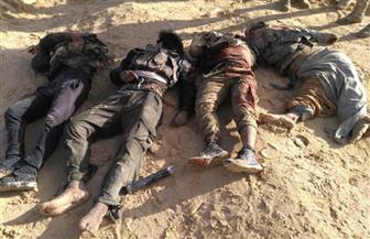 ننشر صور الإرهابيين الذين تم القضاء عليهم بشمال سيناء