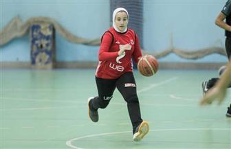 ناشئات سلة الأهلي يواجهن العبور في بطولة منطقة القاهرة