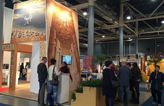 وزارة السياحة والآثار تختتم مشاركتها في الدورة الـ62 لمعرض ببروكسل