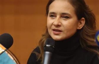 نيللى كريم فى ندوة تكريمها بأسوان: سأعتزل يوما ما وأتحول إلى الإخراج
