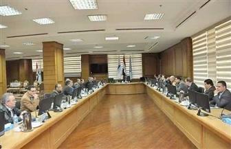 رئيس جامعة كفر الشيخ: خطط لزيادة الموارد الذاتية للكليات | صور