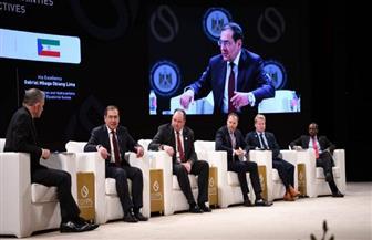 """وزير البترول: الفترة الزمنية لتنمية حقل ظهر ووضعه على الإنتاج تمثل """"علامة فارقة"""""""