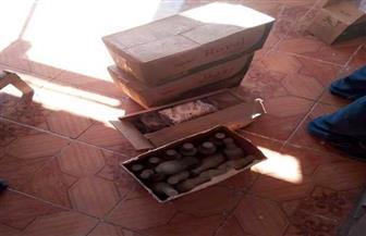 إعدام 98 كيلو أغذية فاسدة في حملة صحية بالقصير | صور