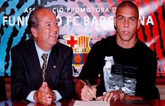 رونالدو: لم أرد الرحيل عن برشلونة وحلمت باللعب لريال مدريد