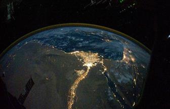 ناسا تنشر صورة نادرة «للنيل المضيء»
