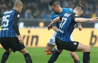 رويز يقود نابولي للفوز 1- صفر على إنتر ميلان في كأس إيطاليا