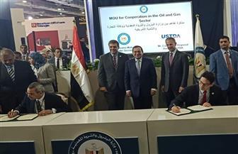 «البترول»: توقيع 7 اتفاقيات لدعم وزيادة التعاون مع عدد من الشركات العالمية