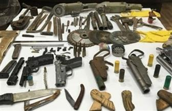 """القبض على 4 أشخاص بحوزتهم أسلحة نارية """"غير مرخصة"""" وذخائر بالإسكندرية"""
