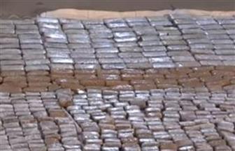 ضبط 3 تجار مخدرات وبحوزتهم 176 طربة لمخدر الحشيش