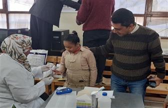 استمرار مبادرة الكشف المبكر عن أمراض «الأنيميا والسمنة والتقزم» بالأقصر | صور