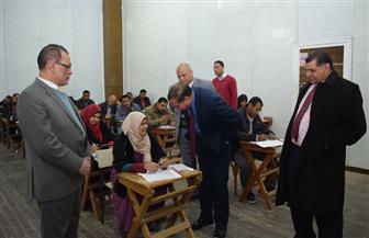 جامعة سوهاج: انتهاء امتحانات الفصل الدراسي الأول لبرامج التعليم المدمج