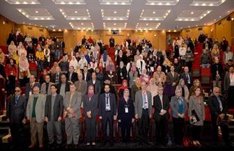 افتتاح المؤتمر السنوي الثالث لوحدة الغدد الصماء والسكر بـ«طب المنصورة» | صور