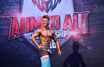 أحمد الشامي: نسعى جاهدين لإنجاح بطولة أحمد علي الدولية لكمال الأجسام