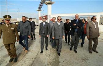 محافظ  كفر الشيخ يتفقد موقف القاهرة الجديد بكفرالشيخ تمهيدًا لافتتاحه الأسبوع  المقبل