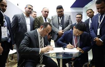 """على هامش ايجيبس 2020.. توقيع مذكرة تفاهم بين """"صان مصر"""" و""""هواوي"""""""
