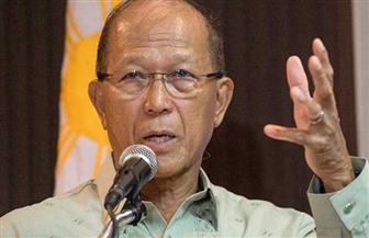 وزير دفاع الفلبين: توقف جميع التدريبات العسكرية المشتركة مع أمريكا في أغسطس