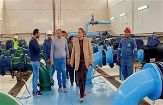 """شركة""""مياه المنوفية"""": 12 محطة تحصل على شهادة الإدارة الفنية المستدامة"""