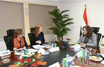 وزيرة التخطيط تبحث تحديد نطاق عمل برنامج الأمم المتحدة الإنمائي في مصر | صور