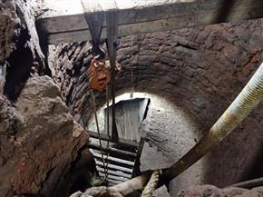 مصرع عاملين ينقبان عن الآثار بكفر الشيخ