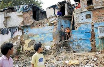 إنشاء جدار يخفي الأحياء الفقيرة بالهند خلال زيارة ترامب.. والحكومة: بهدف التأمين