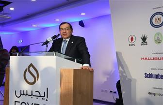 وزير البترول يسلم جوائز مسابقة التميز في مجالات السلامة والصحة المهنية| صور