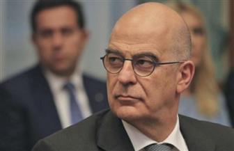 وزير خارجية اليونان يؤكد رفض بلاده التدخل الأجنبي في ليبيا