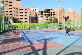 جامعتا أسيوط وأسوان تحصدان المركز الأول في تنس الرجال والسيدات في أسبوع الجامعات | صور