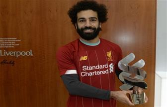 محمد صلاح يتوج بجائزة أفضل لاعب في ليفربول عن شهر يناير