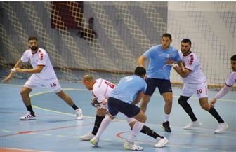 الزمالك في الصدارة والأهلي بالوصافة في دوري المحترفين لكرة اليد