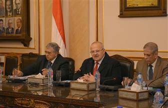رئيس جامعة القاهرة يطالب الأساتذة بتدريب الطلاب على التفكير العلمي   صور