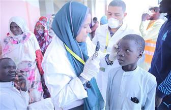 """قافلة الأزهر الطبية بـ""""تشاد"""" توقع الكشف الطبي على 3912 شخصا وتجري 82 عملية جراحية"""